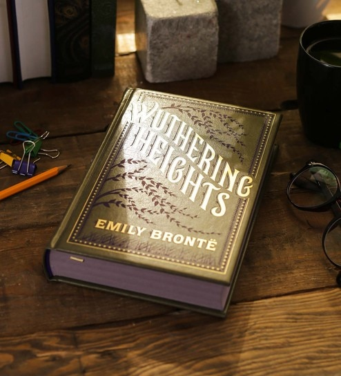 Buy Wuthering Heights By Emily Bronte Online Coffee Table Books