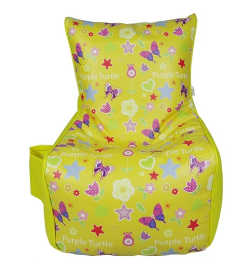 Digital Printed Kids Chair XL (Only Cover) by Orka