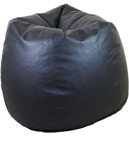 Pleasing Classic Xxxl Bean Bag Only Cover In Black Colour By Orka Alphanode Cool Chair Designs And Ideas Alphanodeonline