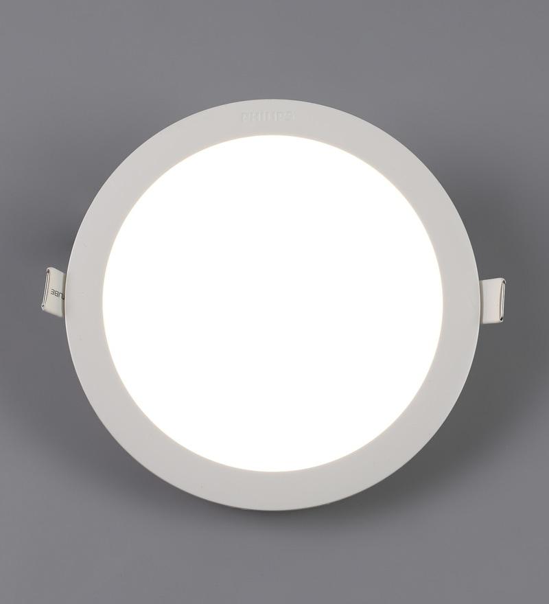 Buy Yellow Plastic Astra Prime 15 W Recessed Ceiling Light