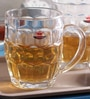 Yujing Bistro Glass 600ML Beer Mug  Set of 6