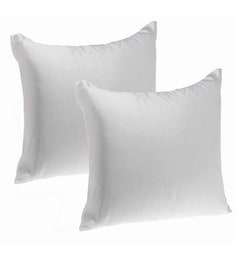 White Polyester 20 X Inch Floor Cushion Inserts