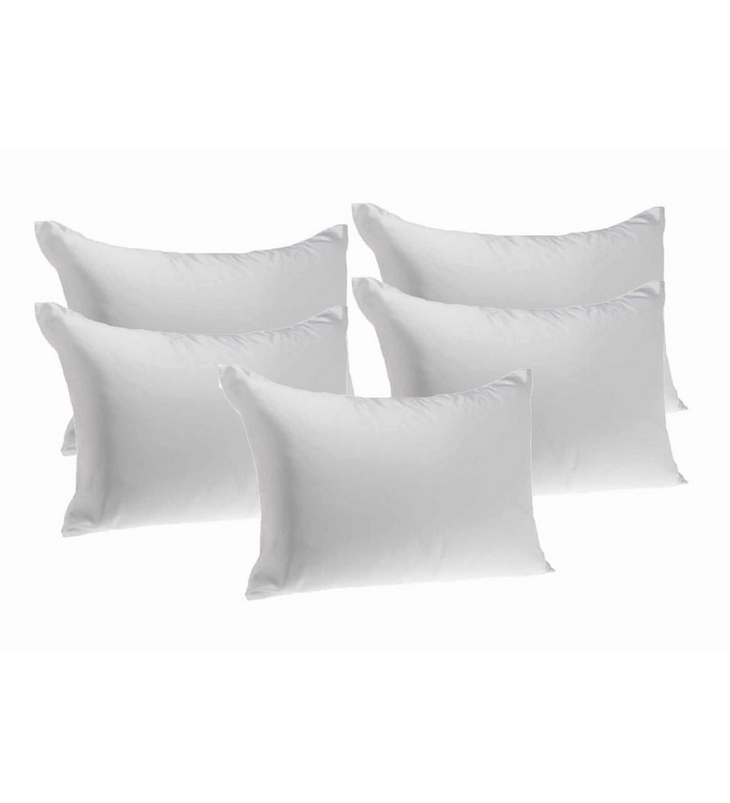 Zikrak Exim Set of 5 Pillow Fillers