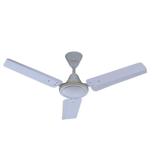 Zodin Victor 36 White 900 mm & 70 Watts Ceiling Fan