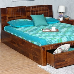 beds with mattress included furniture shopping shop in india for 14499