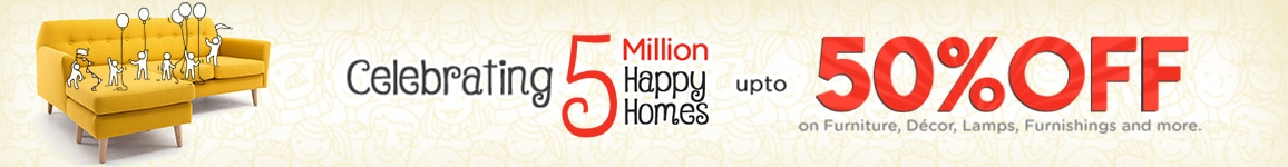 5 Million Happy Homes!