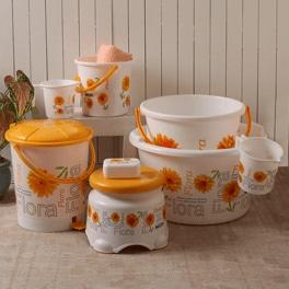 Buckets & Tubs