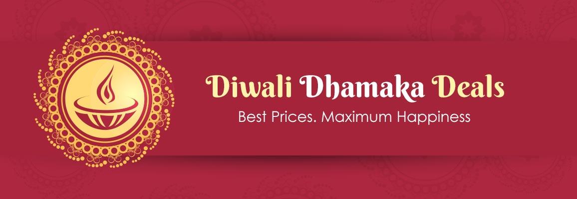 Diwali Dhamaka Deals