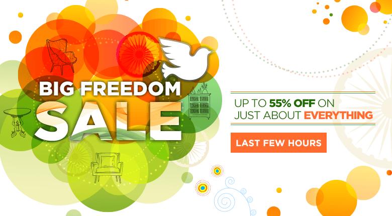 BIG FREEDOM SALE!